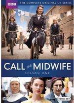 Call the Midwife Season 1 DVD