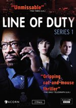 Line of Duty S1 DVD
