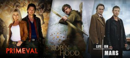 BBC sci-fi fantasy adventure shows on Hulu Plus
