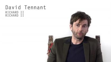 David Tennant: Live from Stratford-upon-Avon to Cinemas Worldwide