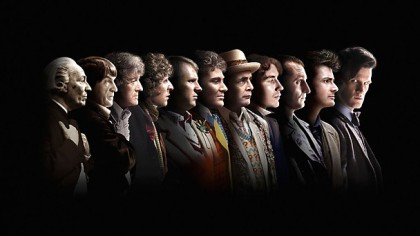 Doctor Who: The Day of the Doctor: Trailer and Exclusive Image