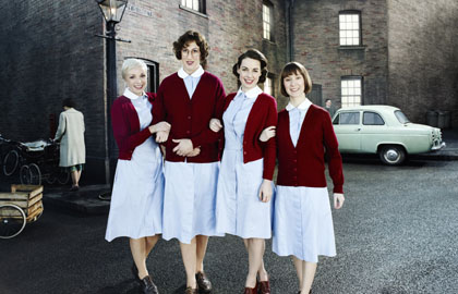 Call the Midwife Series 3