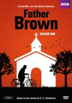 Father Brown Series 1 DVD