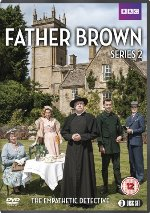 Father Brown Series 2 DVD