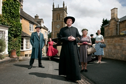 Hit BBC Mystery Father Brown Coming to Local PBS Stations [UPDATED]