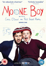 Moone Boy DVD