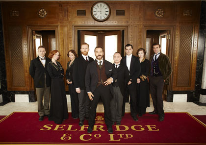 Mr Selfridge Season 2