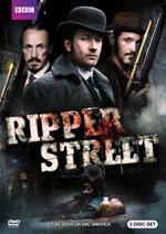 Ripper Street S1 DVD