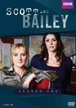 Scott and Bailey S1 US DVD