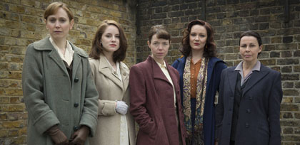 The Bletchley Circle Code Breakers Return to PBS