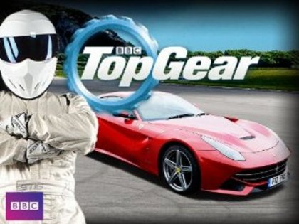 Top Gear Test Track Now on Google Maps