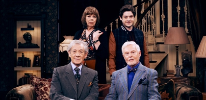Get Your Laugh On When Hit Britcom Vicious Hits PBS