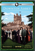 Downton Abbey Season 4 DVD
