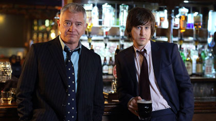 Martin Shaw Is Back as George Gently in New Series of Hit Crime Drama