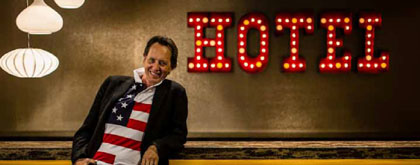 Hotel Secrets with Richard E Grant