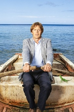 Kris Marshall as DI Humphrey Goodman in Death in Paradise