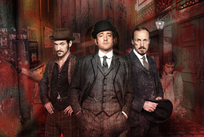 Ripper Street is Returning for Season 3!