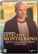 Detective Montalbano Italian Noir
