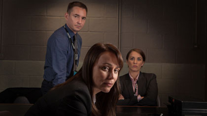 Line of Duty S2 Keeley Hawes