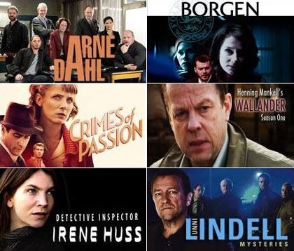 Brit Mystery Fans Falling for Nordic Noir [Updated]