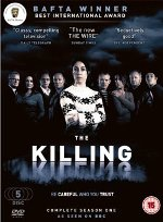 The Killing DVD Nordic Noir