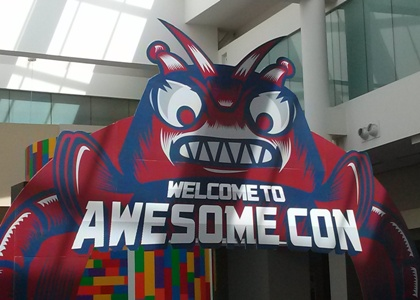 Billie Piper, Cosplay & More at Awesome Con DC