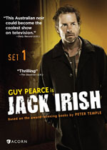 Jack Irish Set 1 DVD