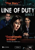 Line of Duty Series 2 DVD
