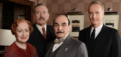 Poirot The Big Four PBS
