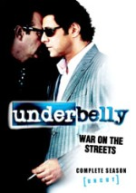 Underbelly War on the Streets DVD