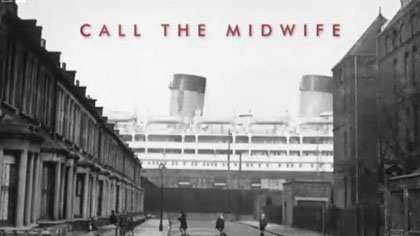 Call the Midwife titlecard