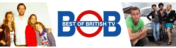 BOB Best of British TV logo