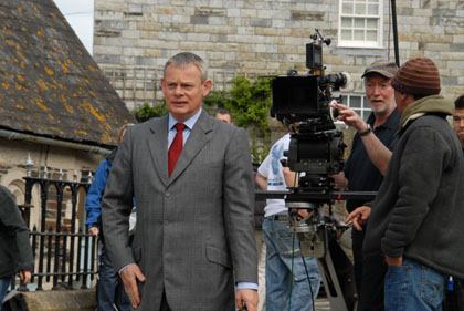 Doc Martin: Behind the Scenes on Public TV Stations This Summer [UPDATED]