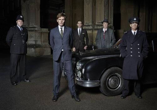 Endeavour Series 2 Cast