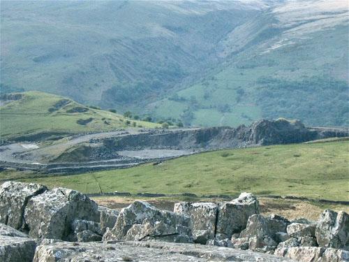 Penwyllt quarry