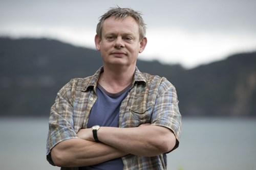 "Martin Clunes Is ""The Man Who Lost His Head"""
