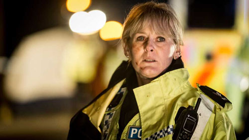 Happy Valley Sarah Lancashire