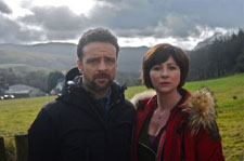 Hinterland: Richard Harrington and Mali Harries