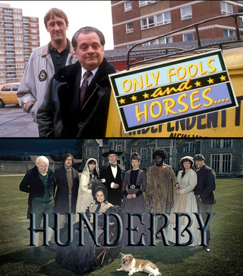 Only Fools and Horses and Hunderby