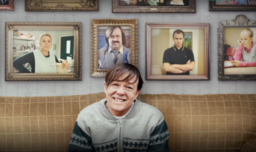 Derek on Netflix