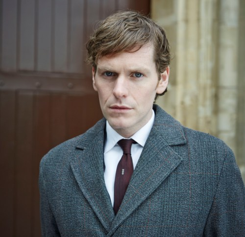 Shaun Evans as Endeavour