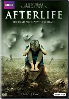 Afterlife Series 2 DVD