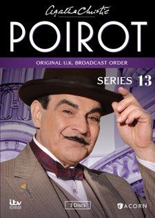 Agatha Christie's Poirot Series 13 DVD