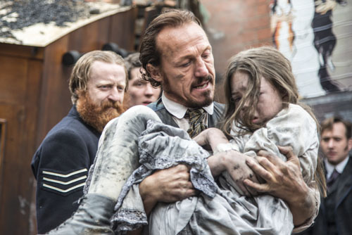 Jerome Flynn, Ripper Street Season 3