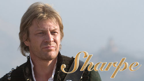 Sean Bean in Sharpe, Now Streaming in the US