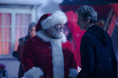 Doctor Who Season 8 Christmas Special