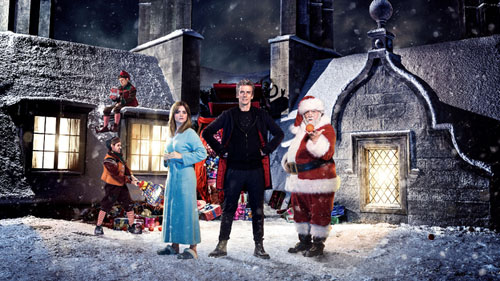 Doctor Who Christmas 2014