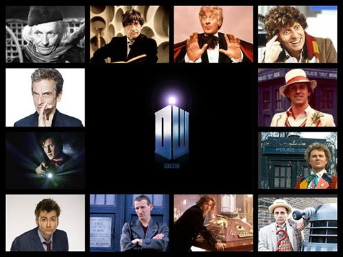 Doctor Who: Free #WhoClass Course at Syracuse U and Online