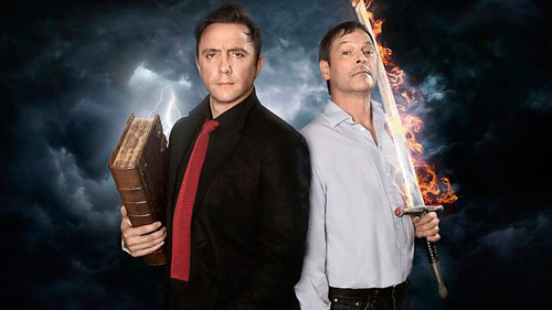 Good Omens: Dramatization of Neil Gaiman, Terry Pratchett Bestseller Coming to Radio!