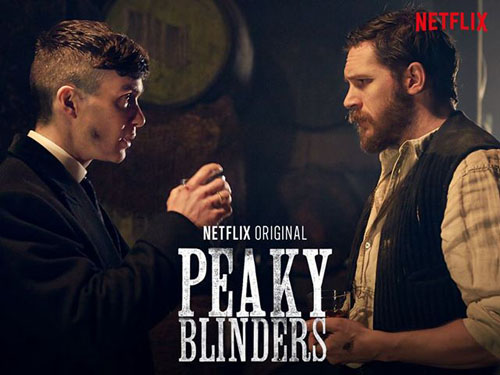 Peaky Blinders: Series 2 Debuting on Netflix US